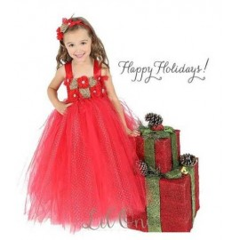 B2W2 Gift Flo Red Tutu Dress