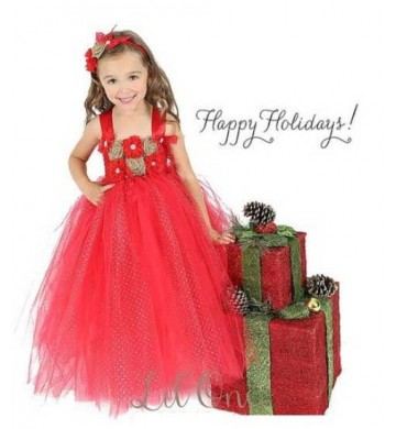 B2W2 Gift Flo Tutu Red Dress