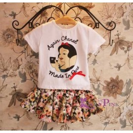 Stelan KoreaPink Snow White Paris