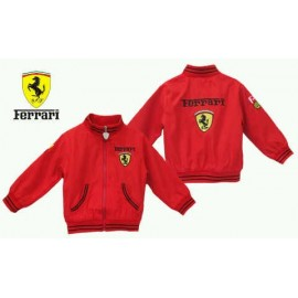 Jacket Ferrari Red