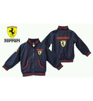 Jacket Ferrari Black