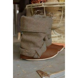 Prewalker Boot Clasic Brown