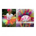 Birthday Pant Diaper Bloomer with Tutu