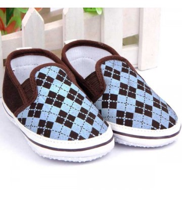Prewalker Diamond Blue Brown