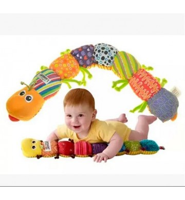 InchWorm Musical Soft Toy