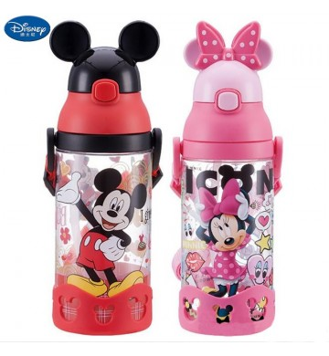 3D Drinking Bottle Mickey Minnie Original 4262/4265