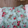 Romper Shabby Green Lace