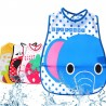 Slabber Plastic Big Bib Waterproof
