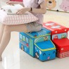 Toy Box Seat Pop Up Bus