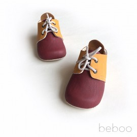 Prewalker Beboo Yellow Brown - Ben Maroon