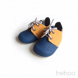 Prewalker Beboo Yellow Blue - Ben Navy