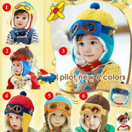 Winter Pilot Hat