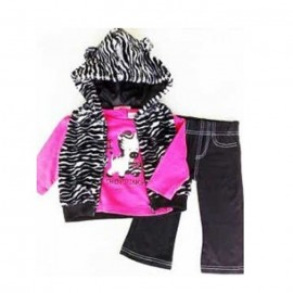 Stelan Sweet Shopping Zebra 3in1