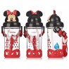 3D Drinking Bottle Mickey Minnie Original 4242
