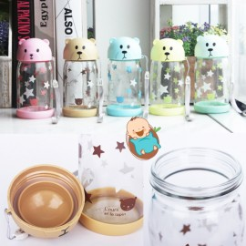 Botol Minum Animal Diller 5385 420ml