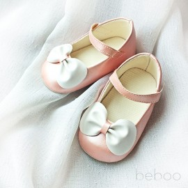 Prewalker Beboo Amy Pink Ribbon