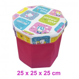 Toy Box Seat Hello Kitty Octagon