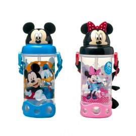 Botol Minum Mickey Minnie 3D 6023 400ml