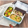 Lunch Box Tedemei Stainless Steel 6543