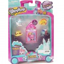 Shopkins Season 8 - World Vacation Europe - Pack of 5