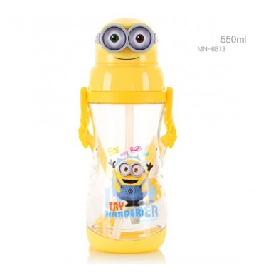 3D Drinking Bottle Minion Original 6613
