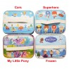 Lunch Bag Tas Makan Bekal Karakter Full Printing Waterproof