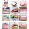 Korean Travel Organizer 6in1