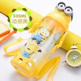 3D Drinking Bottle Minion Original 6612