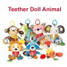 Teether Rattle Doll