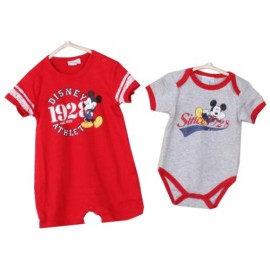 Romper Mickey 2in1 Athlet