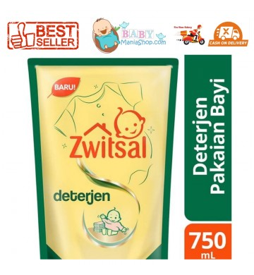 Zwitsal Fabric Detergent 750ml