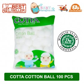 Cotton Ball Cotta Halal