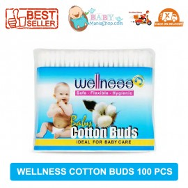 Cotton Bud Wellness