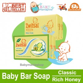 Zwitsal Baby Bar Soap