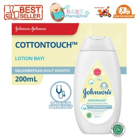 Johnson's Cottontouch Baby Face & Body Lotion