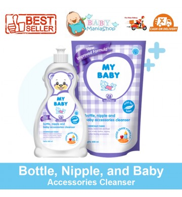 MY BABY Bottle, Nipple & Baby Accessories Cleanser