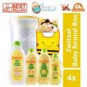 Zwitsal Natural Basic Pack 4in1