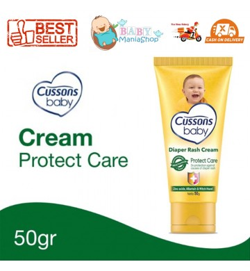 Cussons Baby Protect Care Diaper Rash Cream