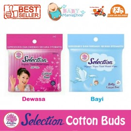 Selection Cotton Buds