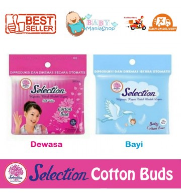 Selection Cotton Bud