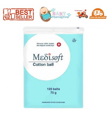 Medisoft Cotton Balls