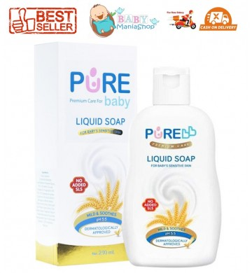 Pure Baby Liquid Soap 230ml