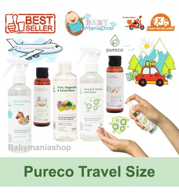 Pureco Hand & Surface Sanitizer 60ml