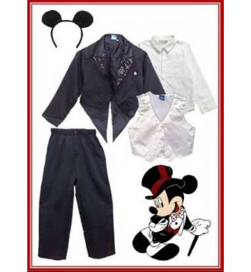 Stelan Jas Mickey 6in1