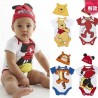Romper Disney plus Hat