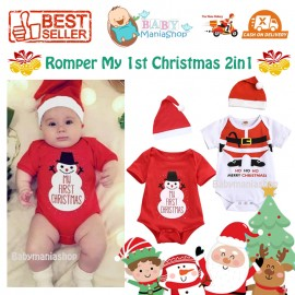 Jumper My First HoHoHo Christmas 2in1