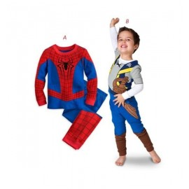 Stelan Spiderman-Jake Neverland