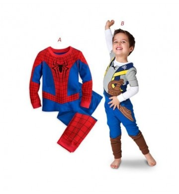 Stelan Spiderman-Jack Neverland